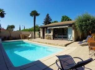 villa escandia chambre d 39 h tes valence avec piscine. Black Bedroom Furniture Sets. Home Design Ideas